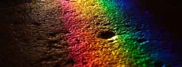 Rainbow Reflection Cover Photo