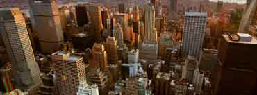 The View Of New York City Cover Photo