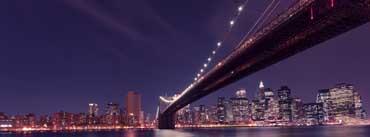 Brooklyn Bridge Manhattan New York Cover Photo