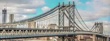 Manhattan Bridge Cover Photo