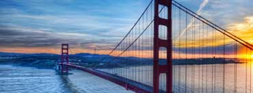 Sunrise At San Francisco Cover Photo