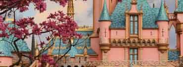 Castle Springtime Cover Photo