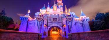 Sleeping Beauty Castle Disneyland Cover Photo