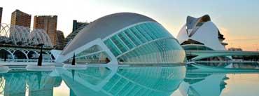 Valencia City Of Artscience Cover Photo