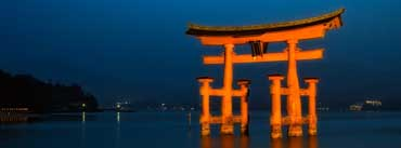 Big Torii Blue Hour Cover Photo
