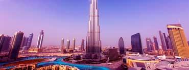 Burj Khalifa Cover Photo