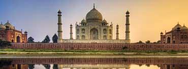 Taj Mahal India Cover Photo