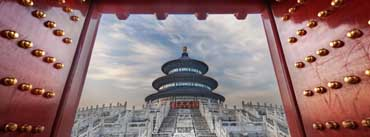 Temple Of Heaven Beijing China Cover Photo