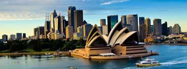 Sydney Opera House Australia Cover Photo