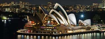 Sydney Opera House Cover Photo