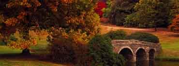 Bridge Stourhead Wiltshire United Kingdom Cover Photo