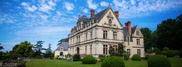 Chateau De La Bourdaisiere France Cover Photo