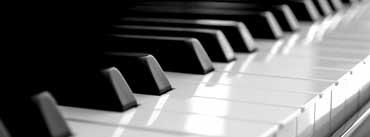 Piano Keyboard Cover Photo