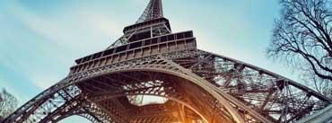 Eiffel Tower Paris Cover Photo