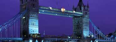 London Tower Bridge Cover Photo