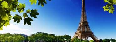 Travel Paris Cover Photo