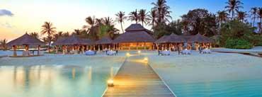 Maldive Islands Resort Cover Photo
