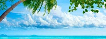 Tropical Beach Cover Photo