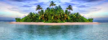 Tropical Island Cover Photo