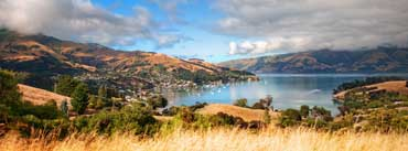 Akaroa New Zealand Cover Photo