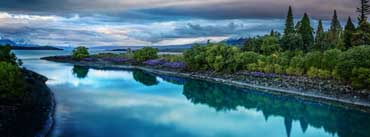 Lake Tekapo Cover Photo