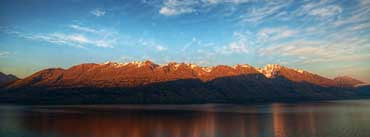 Mountains On The Way To Glenorchy Cover Photo