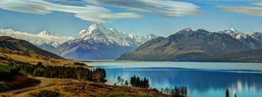 Aoraki Mount Cook National Park Cover Photo