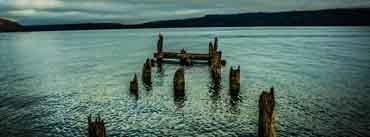 Wooden Piles Cover Photo