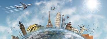 Travel Around The World Cover Photo
