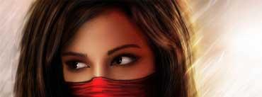 Beautiful Warrior Princess Cover Photo