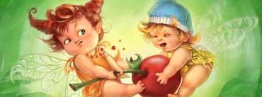 Fairy Children Cover Photo