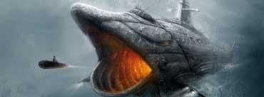 Fish Submarine Cover Photo