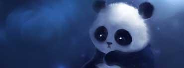 Sad Panda Painting Cover Photo