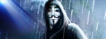 Anonymous Mask Cover Photo