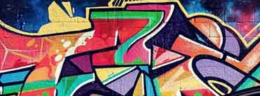 Graffiti Wall Cover Photo