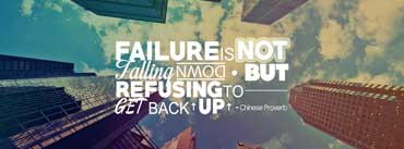 Failure Quote Cover Photo