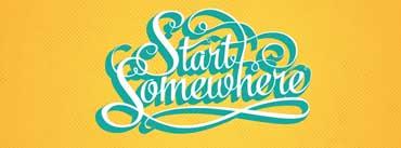 Start Somewhere Cover Photo
