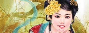 Asian Girl Art Cover Photo