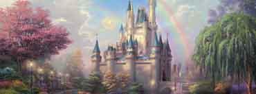 Cinderellas Castle Cover Photo