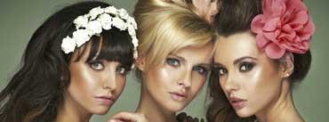 Three Beautiful Girls Cover Photo