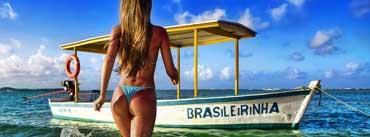 Brazilian Girl Cover Photo