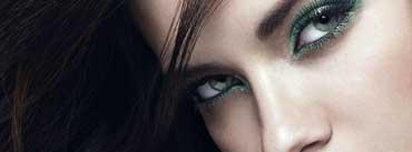 Adriana Lima Eyes Cover Photo