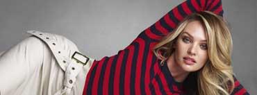 Candice Swanepoel Cover Photo
