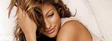 Beautiful Eva Mendes Cover Photo