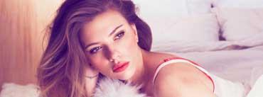 Scarlett Johansson Cover Photo