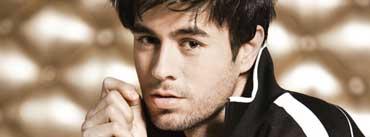 Enrique Iglesias Photo Shoot Cover Photo