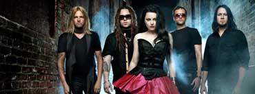 Evanescence Cover Photo