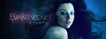 Evanescence Oceans Cover Photo