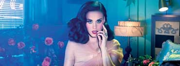 Katy Perry Pin Up Girl Cover Photo