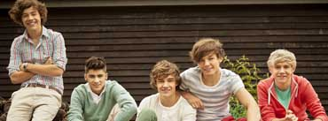 One Direction Band Cover Photo